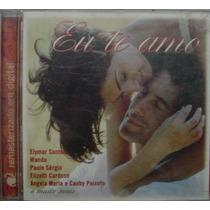 Cd Eu Te Amo - Wando, Paulo Sérgio, - Frete Gratis