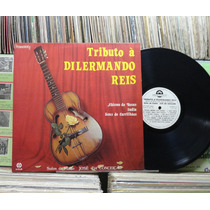 José Da Conceição Violão Tributo Dilermando Reis - Lp Stereo