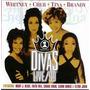 Cd- Divas Live 99- C/ Cher/ Tina Turner/ W. Houston- Lacrado