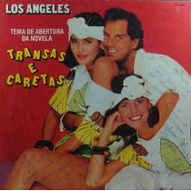 Los Angeles Compacto Vinil Transas E Caretas 84 Autografado