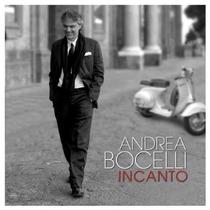 Andrea Bocelli Incanto (deluxe) [eua] Cd/dvd Novo Lacrado