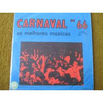 Lp Carnaval 1966 As Melhores Silvio Santos Duo Guaruja 2