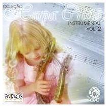 Cd Coleção Harpa Cristã Instrumental - Volume 2.