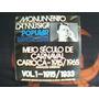 Carnaval Carioca 1915-1965 Vol 1 1915-1933 Lp Meio Século De