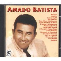Amado Batista Cd Amado Batista - Usado -1994