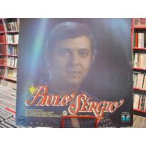 Vinil / Lp - Paulo Sérgio - Última Canção - 1987