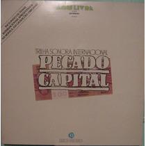 Trilha Sonora Novela Pecado Capital - Internacional - 1976