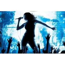 Coletânea 4 Dvds 397 Musicas Karaokê Pop Mpb Sertanejo Cd