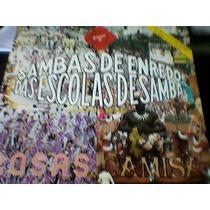 Lp,escolas De Samba ,grupo Especial-sao Paulo,carnaval 1991.