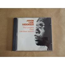 Cd John Lee Hooker The Complete Chess Folk Blues Sessions