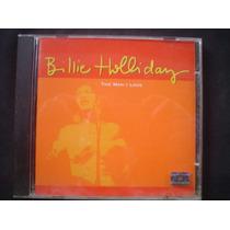 Cd Ella Fitzgerald -the Man I Love -perfeito -melhor Preço