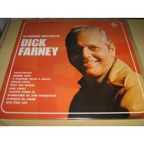 Lp Vinil Dick Farney : Os Grandes Sucessos - Mpb/ Bossa Nova