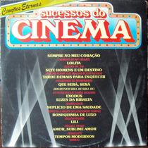 Lp Vinil - Sucessos Do Cinema - Canções Eternas - 1986