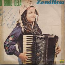 Lp Zenilton - 1982 - O Grilo Dela