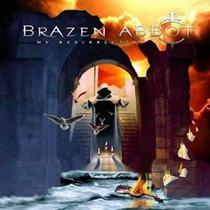 Cd- Brazen Abbot- Joe Lynn Turner- My Resurrection - Lacrado