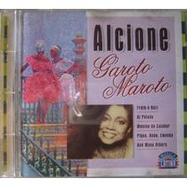 Alcione Cd Garoto Maroto
