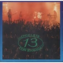 Chiclete Com Banana 13 Lp Disco Vinil 1993