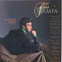 Cd Caetano Veloso Fina Estampa (1994) - Novo Lacrado
