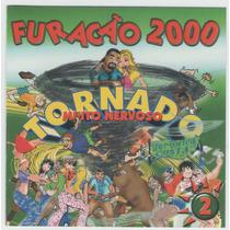 Cd Furacão 2000 Tornado Muito Nervoso Vol 2