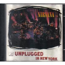 Cd Nirvana - Unplugged In New York