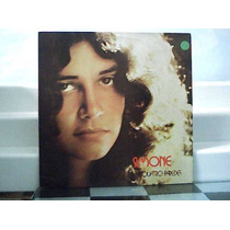 Simone - Quatro Paredes Lp Vinil Emi-odeon 1974