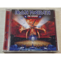 Iron Maiden En Vivo! 2012 2cd (lacrado)(eu) 2cd Import