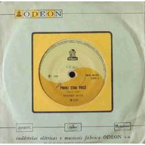 Golden Boys Compacto Vinil Parei Com Você 1967 Mono