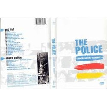 Dvd The Police /synchronicity Concert