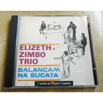 Cd Elizeth E Zimbo Trio - Balançam Na Sucata.