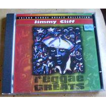 Cd Jimmy Cliff - Reggae Greats.