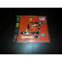 Cd Original Raimundos - Mtv Ao Vivo Vol. 1