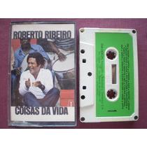 Fita K7 Roberto Ribeiro - Coisas Da Vida