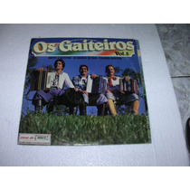 Lp Os Gaiteiros Vol 5