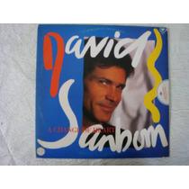 Lp - David Sanborn - A Change Of Heart