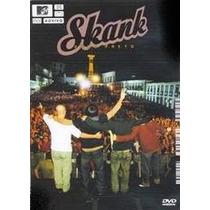 Dvd Skank Mtv Ao Vivo Ouro Preto (2001) - Novo Lacrado