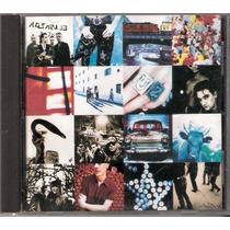 Cd U2 Achtung Baby