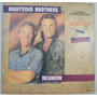Lp Righteous Brothers - Reunion - Som Livre - 1991