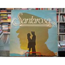 Vinil / Lp - Santarosa - Sei Tu - 1971