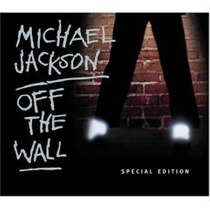 Cd Michael Jackson Off The Wall (1979) Novo Lacrado Original