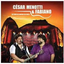 Cd Cesar Menotti E Fabiano Ao Vivo No Morro Da Urca
