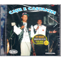 Cd Caju E Castanha Especial - Raro