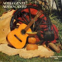 Vinil / Lp - Nossa Gente Nosso Canto 1988