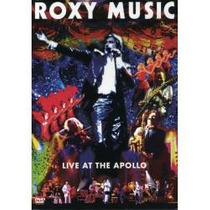 Dvd Roxy Music - Live At The Apollo - Novo Lacrado***