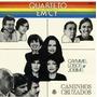 Cd Cd Quarteto Em Cy - Caymmis Lobos Jobims - Raríssimo