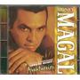 Cd Sidney Magal - 1998 - Aventureiro - Sucessos Em Remix