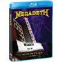 Blu-ray - Megadeth - Rust In Peace - Live -lacrado !!
