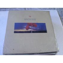 Lp Music For The Masses - Depeche Mode-1987-encarte