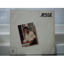 Jesse - Lp Estrela Reticente Rge 1981 Com Encarte Poster