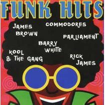 4249 Cd Funk Hits - James Brown Parliament - Frt Gratis