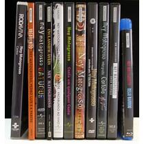 Ney Matogrosso - Coleção Completa - 10 Dvds + 1 Bluray
